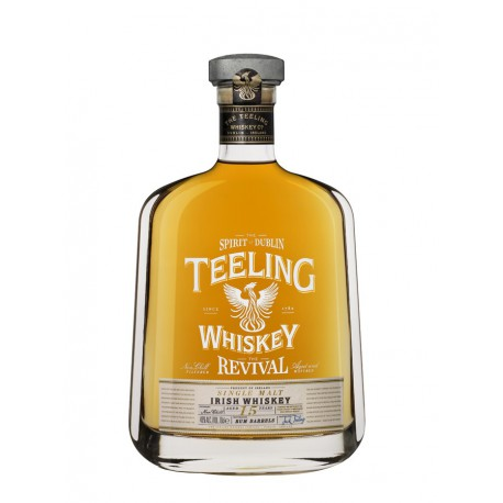 whisky teeling revival 15 ans