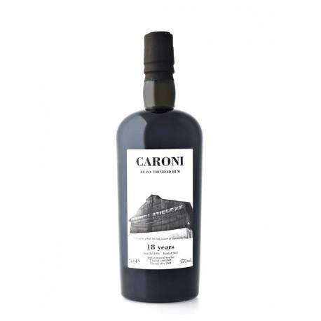 Caroni 18 ans 1994 heavy trinidad rum