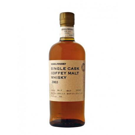 whisky Nikka 2003 coffey grain single cask 54°
