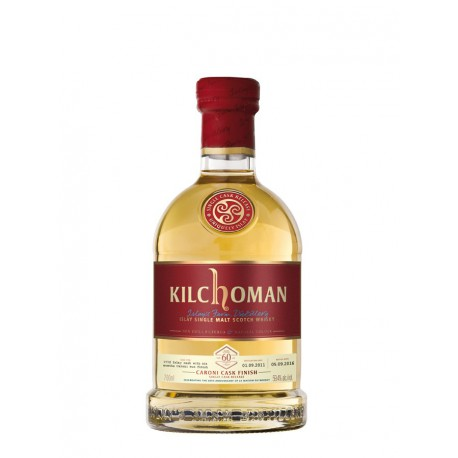 Kilchoman 5 ans 2011 Caroni cask finish