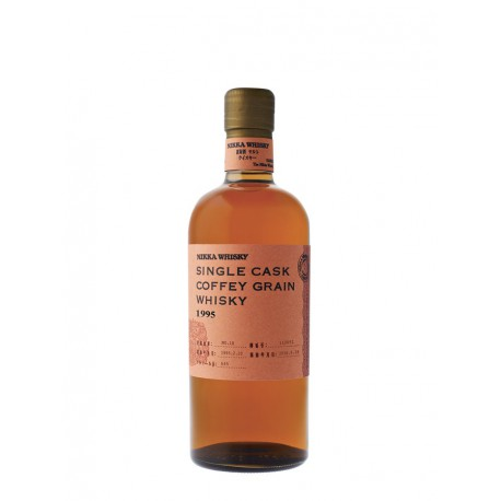 whisky Nikka 2003 coffey grain single cask 63°