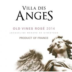 Villa des Anges rosé 2015