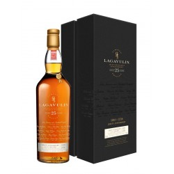 Lagavulin 25 ans 200th anniversary