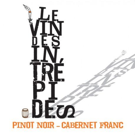 Le vin des intrépides 2015