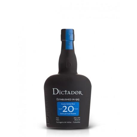 Dictador 20 ans