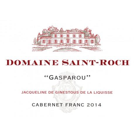 Saint Roch cabernet franc 2014
