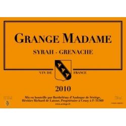 Grange Madame 2014