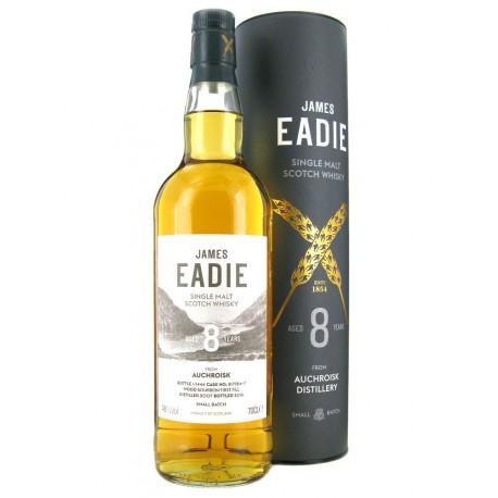 Auchroisk 8 ans James Eadie