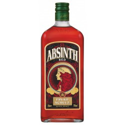 Absinth Shultz red