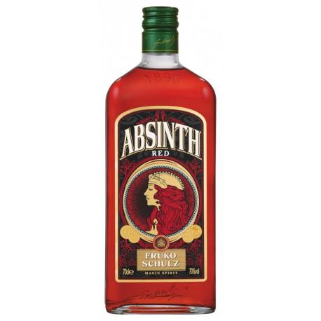 Absinth Shultz red