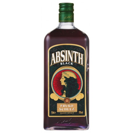 Absinth Shultz black