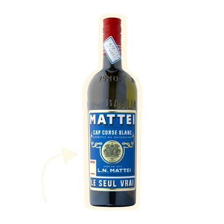 Cap Corse Mattei blanc