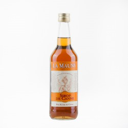 Sirop de canne La Mauny