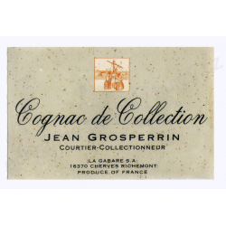 Jean Grosperrin Grande Champagne 1977