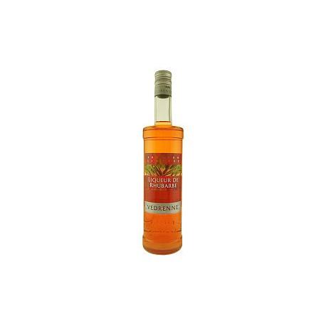 Vedrenne liqueur de rhubarbe