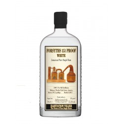 rhum Forsyths 151 proof white