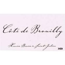 Xavier Benier Côte de Brouilly 2019