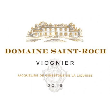 Saint Roch viognier 2016
