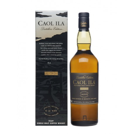Caol Ila Distillers Edition 2004