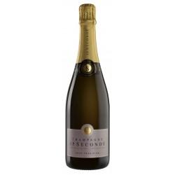 Champagne jp secondé brut-demi bouteille