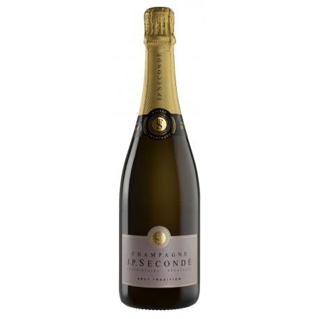 champagne J.P Secondé Brut tradition