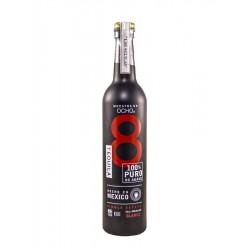 Ocho blanco las aguilas black bottle