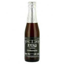 Lindemans Faro 75cl - Bière rousse belge - caviste - Paris