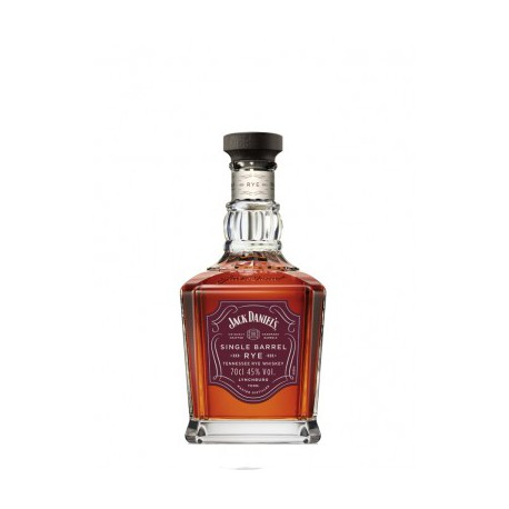 Jack Daniel's Single Barrel 4 ans rye