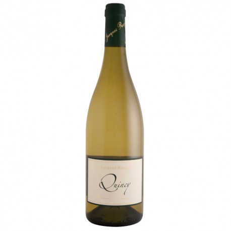 Jacques Rouzé Quincy blanc 2017