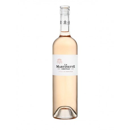 Château la Martinette 2019 rosé
