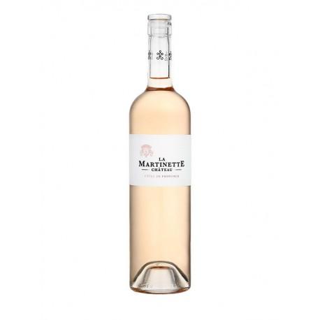 Château la Martinette 2017 rosé