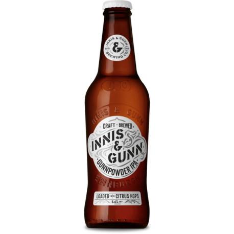 Innis & Gunn Gunpower IPA beer