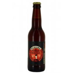 bière baron rouge