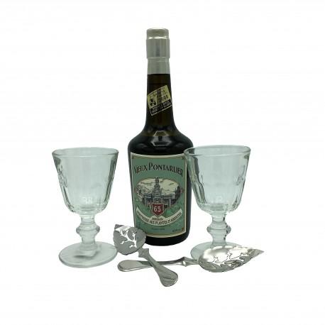Kit dégustation absinthe