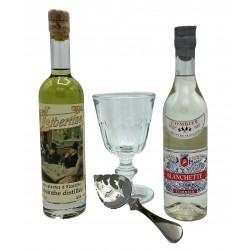 Kit luxe découverte de l'absinthe