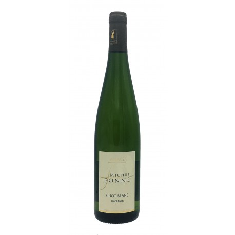 Michel Fonne Pinot blanc 2015