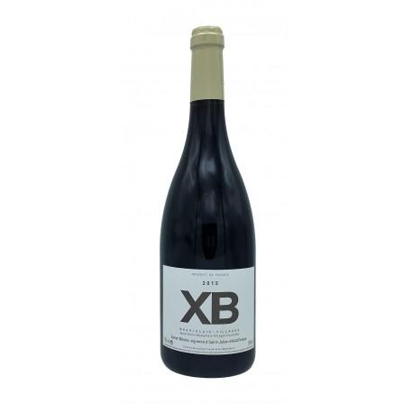 Xavier Benier XB 2013 - Beaujolais - vin nature