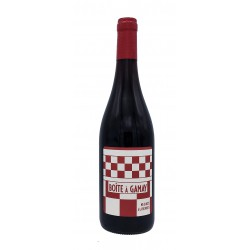 Boite à gamay rouge 2017