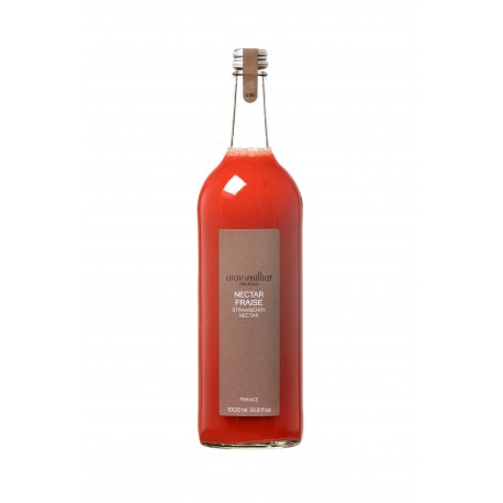 Nectar de fraise-alain milliat