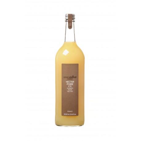 nectar de poire d'été alain milliat