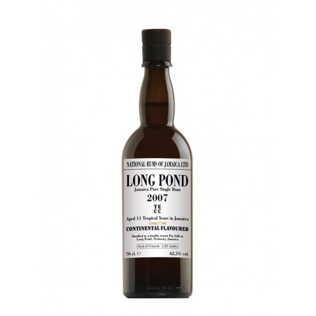 Long Pond 11 ans 2007 TECC