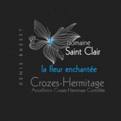 Denis Basset 2016 La fleur enchantée