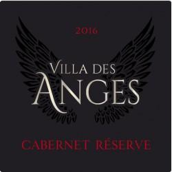 Villa des Anges Cabernet Réserve 2019