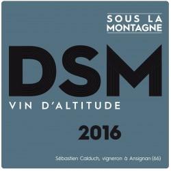 Domaine Sous la Montagne 2016
