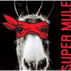 Super Mule rouge 2018 magnum