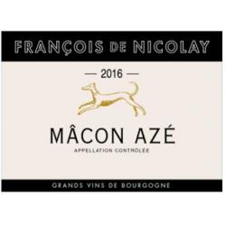 François de Nicolay Mâcon-Aze 2016