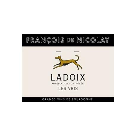 François de Nicolay Ladoix Sur Les Vris 2017
