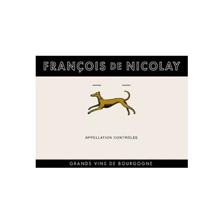 François de Nicolay Côte de Nuits villages Aux Montagnes 2016