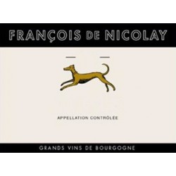 François de Nicolay Coteaux de Champlitte Chardonnay 2017