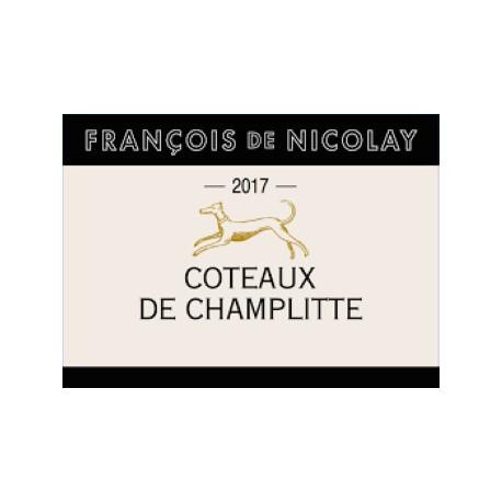 François de Nicolay Coteaux de Champlitte Pinot Noir 2017